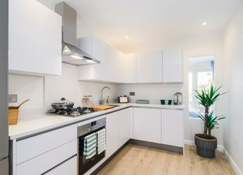 Thumbnail 2 bed flat for sale in Queens Road, London