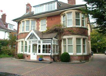 Thumbnail 2 bed flat to rent in Beechey Lodge, 41 Portchester Road, Bournemouth