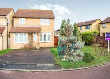 Thumbnail 3 bed detached house for sale in Blossac Court, Northampton