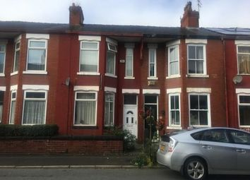 Thumbnail 2 bed terraced house for sale in Redruth Street, Fallowfield, Manchester, Greater Manchester