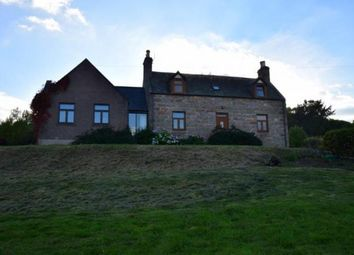 Thumbnail 4 bed detached house for sale in Upper Lyne Of Ruthrie, Edinvillie, Aberlour