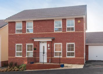 Thumbnail 3 bedroom detached house for sale in Greystone Walk, Cullompton