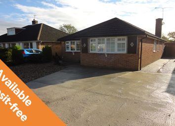 Thumbnail 3 bed detached bungalow to rent in Sunnymead Drive, Waterlooville