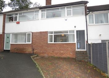 Thumbnail 3 bed terraced house for sale in Hough End Close, Bramley, Leeds