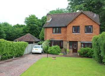 Thumbnail 4 bed detached house for sale in Oakland Drive, Robertsbridge, East Sussex