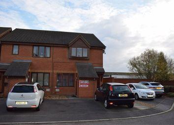 Thumbnail 1 bed flat to rent in Margam Crescent, Monkston, Milton Keynes, Buckinghamshire