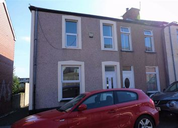 Thumbnail 3 bedroom end terrace house to rent in Bell Street, Barry, Vale Of Glamorgan