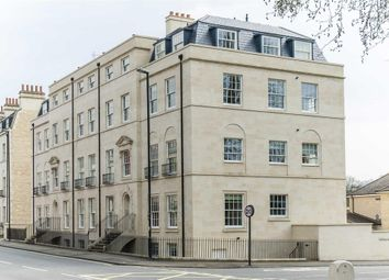 Thumbnail 2 bed flat to rent in Henrietta Road, Bathwick, Bath