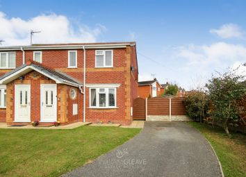 Thumbnail 2 bed semi-detached house for sale in Alexandra Court, Buckley