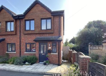 3 bed semi-detached house for sale in 4 Cheethams Court, Taylor Street, Stalybridge SK15