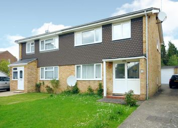 Thumbnail 3 bed semi-detached house to rent in Wychwood Way, Northwood