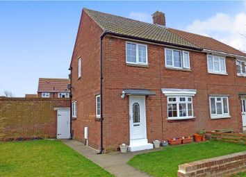 Thumbnail 2 bed semi-detached house for sale in Mindrum Way, Whitley Bay
