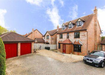Thumbnail 5 bedroom property for sale in Wellsummer Grove, Shenley Brook End, Milton Keynes