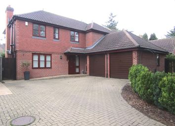 Thumbnail 4 bedroom detached house for sale in The Cedars, Tilehurst, Reading