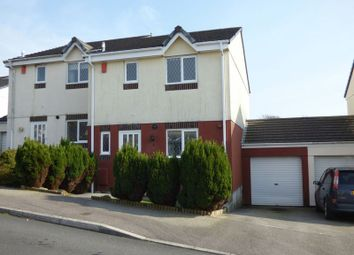 Thumbnail 3 bed property for sale in Underways, Bere Alston, Yelverton