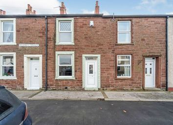 Thumbnail 2 bed terraced house to rent in Oglanby Terrace, Fletchertown, Wigton