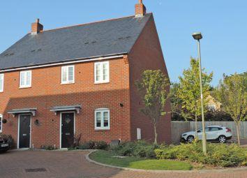 Thumbnail 3 bed semi-detached house to rent in Aldous Drive, Bloxham, Banbury
