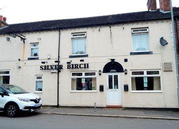 Thumbnail Pub/bar for sale in Church Street, Silverdale, Newcastle-Under-Lyme