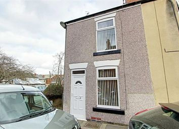 Thumbnail 2 bed end terrace house to rent in Bank Street, Chesterfield, Derbyshire