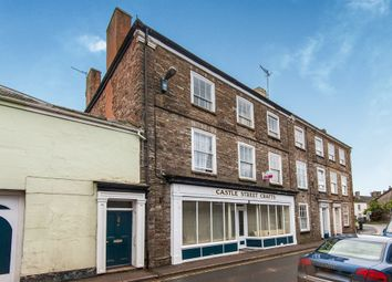 Thumbnail 5 bed end terrace house for sale in Castle Street, Bampton, Tiverton