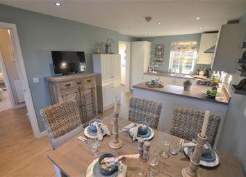 Thumbnail 4 bed semi-detached house for sale in The Hertford, Deddington Grange, Deddington
