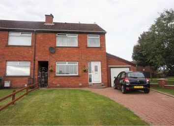 Thumbnail 3 bed end terrace house for sale in Garnerville Road, Belfast