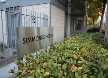 Thumbnail 2 bed flat for sale in Simmonds House, Brentford