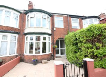 3 bed terraced house for sale in Claremont Avenue, Beverley Road, Hull HU6