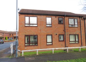 Thumbnail 2 bed flat for sale in Ticknall Walk, Sunnyhill, Derby