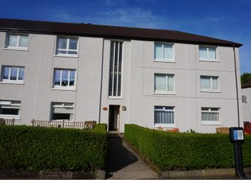 Thumbnail 2 bed flat for sale in Inglestone Avenue, East Renfrewshire