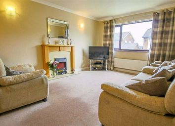 Thumbnail 3 bed link-detached house for sale in Oakwood Close, Burnley, Lancashire