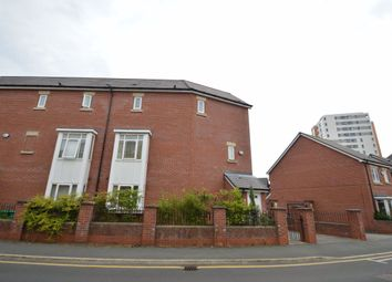 Thumbnail 4 bed town house to rent in Pickering Street, Manchester