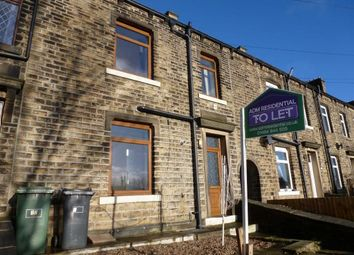 Thumbnail 2 bedroom terraced house to rent in Scar Lane, Golcar, Huddersfield
