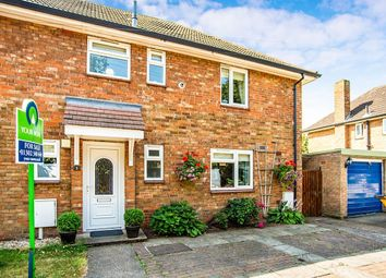 Thumbnail 3 bed semi-detached house for sale in Larch Square, Auckley, Doncaster