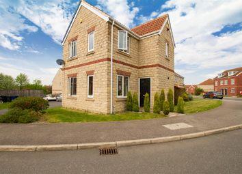 Thumbnail 3 bed detached house for sale in Kingsway, Grimethorpe, Barnsley