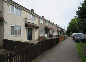 Thumbnail 3 bed terraced house for sale in Llewellyn Walk, Corby