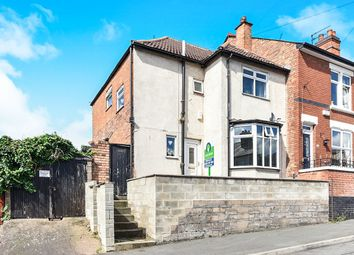 Thumbnail 3 bed semi-detached house for sale in Francis Street, Derby
