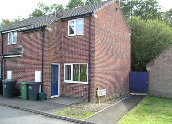 Thumbnail 2 bed end terrace house to rent in Venlock Close, Barnstaple, Devon