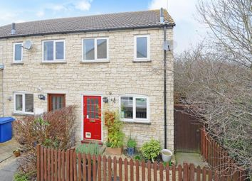 Thumbnail 2 bed end terrace house to rent in Langford Village, Bicester