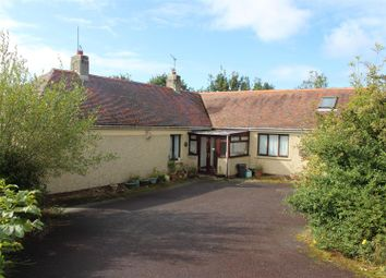 Thumbnail 4 bed bungalow for sale in Scarrowscant Lane, Haverfordwest