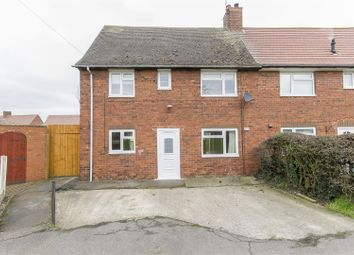 Thumbnail 3 bed semi-detached house for sale in Mornington Road, Holmewood, Chesterfield