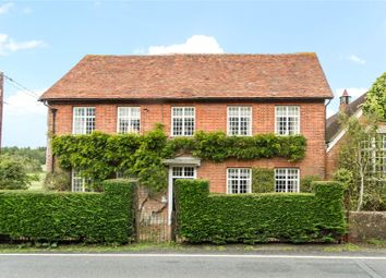 Thumbnail 4 bedroom detached house for sale in Petersfield Road, Hinton Ampner, Alresford, Hampshire