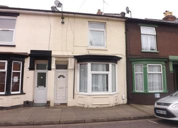 Thumbnail 4 bed property to rent in Telephone Road, Southsea