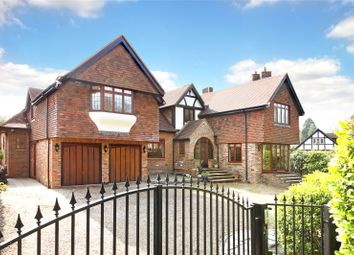 Thumbnail 5 bed detached house for sale in Beechwood Road, Beaconsfield
