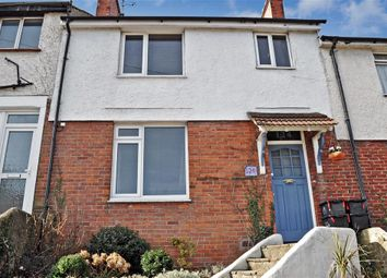 Thumbnail 3 bed terraced house for sale in Coombe Road, Brighton, East Sussex