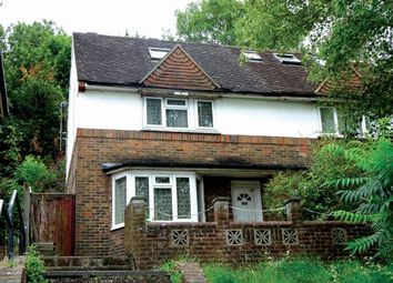 Thumbnail 4 bed semi-detached house for sale in Hodshrove Road, Brighton