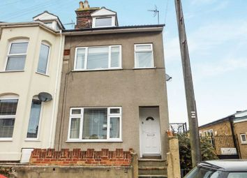 Thumbnail 4 bed terraced house for sale in Roman Road, Lowestoft
