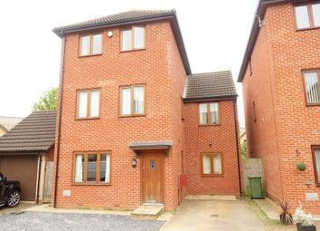 Thumbnail 6 bed detached house for sale in Goodrington Place, Milton Keynes