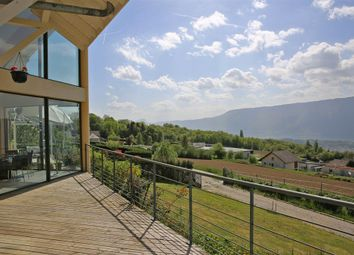 Thumbnail 4 bed property for sale in Pugny Chatenod, Haute-Savoie, France
