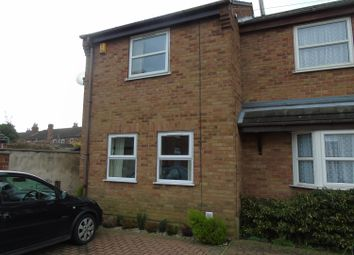 Thumbnail 2 bed semi-detached house to rent in Castle Street, Lincoln